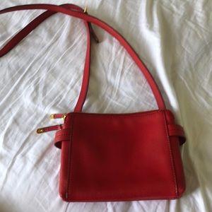 Lauren Ralph Lauren Bags - Lauren Ralph Lauren red handbag